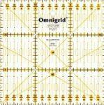 PRYM Omnigrid patchwork vonalzó (15*15 cm)