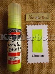 Limetta (matt), 20 ml