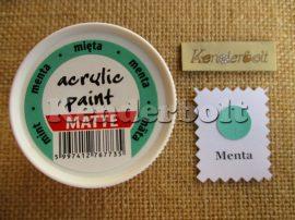 Menta (matt), 50 ml