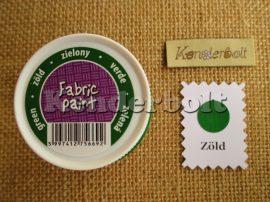 Zöld, 50 ml