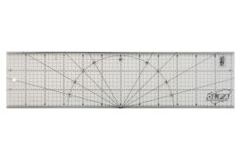 OLFA patchwork vonalzó (15*60 cm)