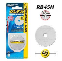 OLFA körkés penge 45 mm-es