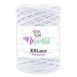 ReTwisst XXLace zsinórfonal - fehér (01)